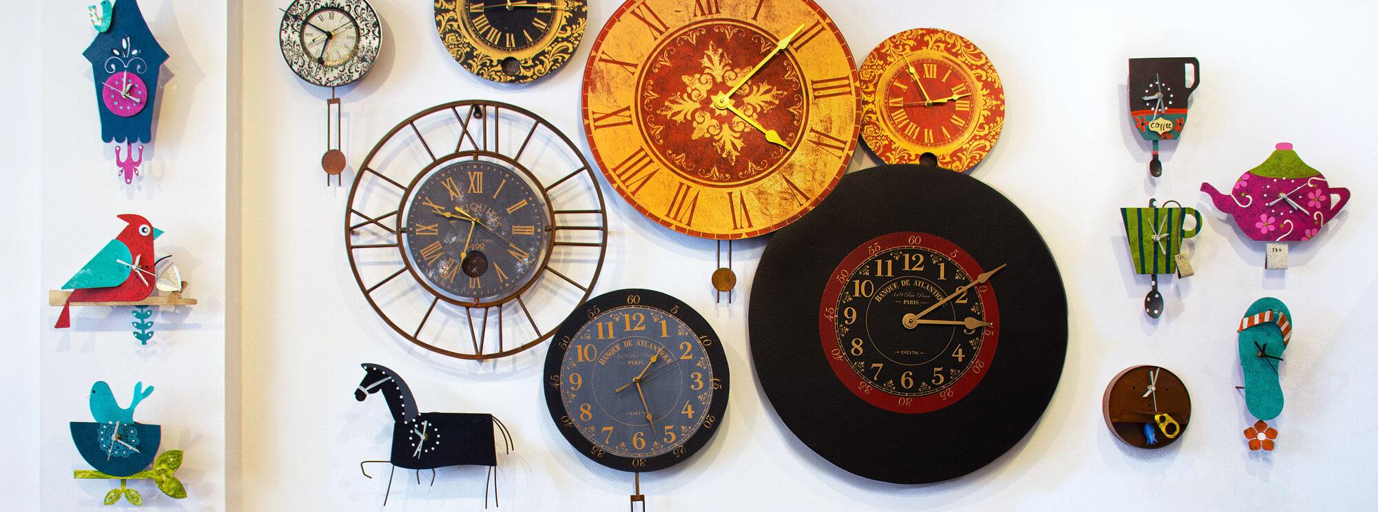 Óxidos Relojes