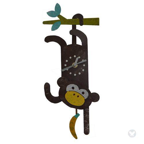 Reloj mico café