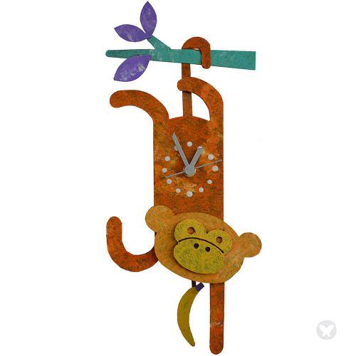 Reloj mico naranja