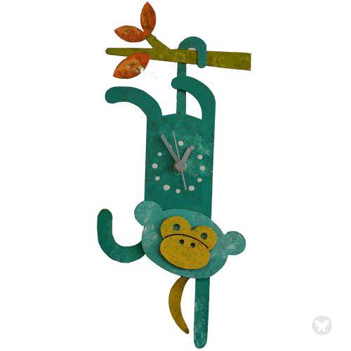 Reloj mico aguamarina