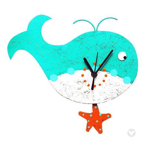 Reloj ballena A